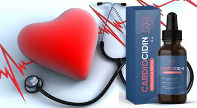 Cardiocidin от гипертонии.